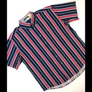 VTG Tommy Hilfiger button down shirt XL STRIPED